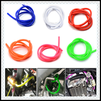 Motorcycle Fuel Gas Oil Tube Hose Line Petrol Pipe for HONDA CBR 1100XX BLACKBIRD ST 1300 ST1300A VFR 800 CBR 125R image