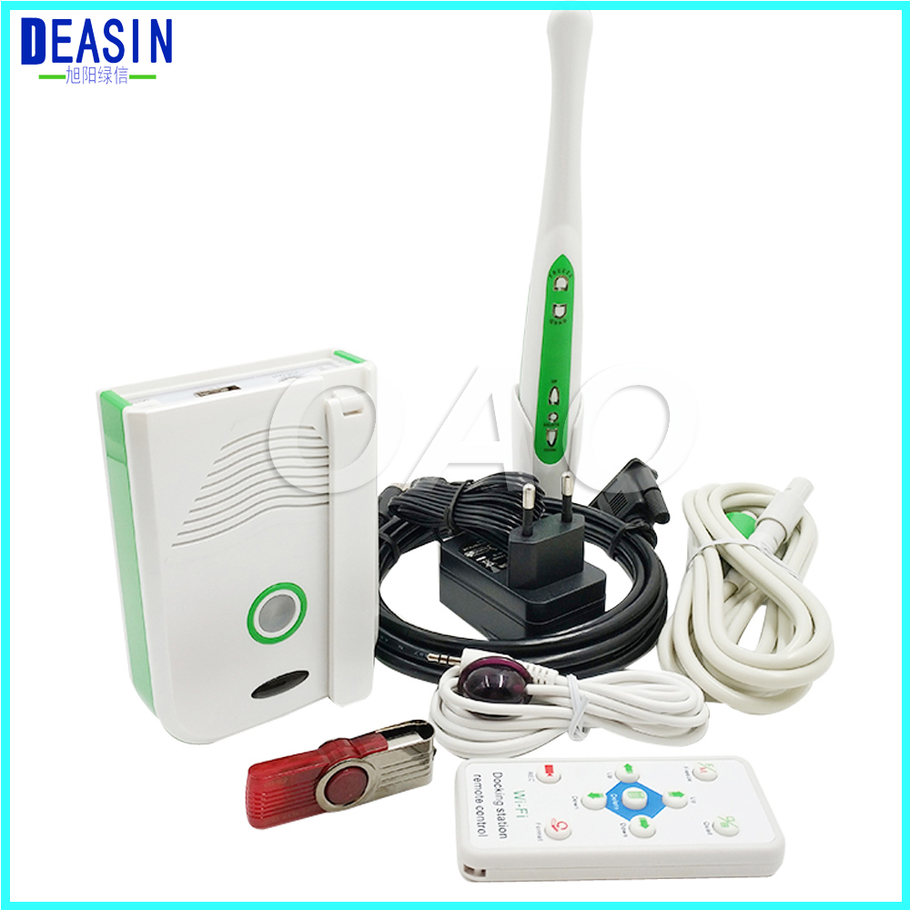 цены 2018 NEW Dental Intra Oral Camera USB VGA Output 1/4 Sony CCD 1.3 Mega Pixels