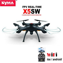 SYMA X5SW X5SW-1 FPV RC Drone 2.4G 6-Axis Quadcopter With 2MP WiFi Camera Real Time Video Remote Control Helicopter Quadrocopter