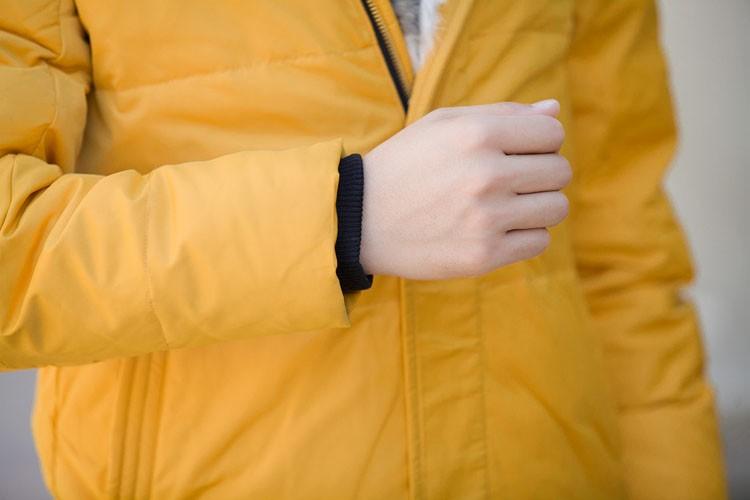 Winter Down Jacket Men Fur Parka Fashion Casual Thicken Warm Fur collar Hooded Men Women jacket&coat couple Down Jacket S-5XL (27)