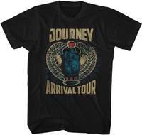 Reise Ankunft Tour Rockmusik Erwachsenen T-shirt