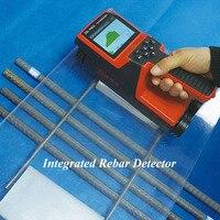 Интегрированный Арматурный датчик бетонная арматура детектор положения определение положения измеритель толщины ZBL R660