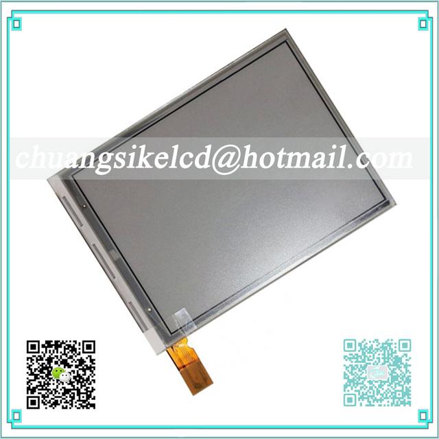 Envío de la Nueva 6 ''pulgadas LCD Pantalla sin tocar Para PocketBook 614 Básica 2 Lector de Libros Electrónicos