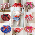Baby Girl Ruffle Bloomer Princess Pettiskirt Panties Diaper Cover Nappy Shorts Briefs Summer Bottom Pants Nappy Covers PP Skirt