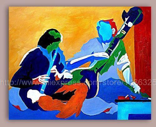 Contemporary Indian Art Modern Painting Redeem Of Love Paintings MODERN INDIAN ART PAINTINGS AND MASTERS