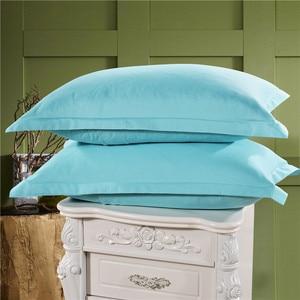 Light Blue Color Pillow Cases