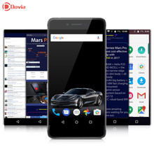 Vernee Mars Pro Android 7.0 5.5 дюймов helio P25 Восьмиядерный 6 ГБ Оперативная память 64 ГБ Встроенная память отпечатков пальцев Сенсор 13.0MP Камера металлический Для тела телефон