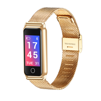Y8 Bluetooth Smart Watch Waterproof Heart Rate Monitor Healthy Vibration Watches Women for Android IOS Fitness Bracelet