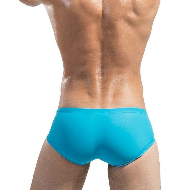 Topdudes.com - New Sexy Men's Professional Quick Dry Swim Trunks