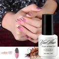 YAOSHUN 1 unids Cambio de Temperatura de Uñas de Gel Polaco ULTRAVIOLETA Empapa del GEL de la Venta Caliente DIY Nail Salon de Arte Esmalte de Uñas