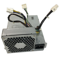 free ship 240W pc Power Supply D10 240P2A 611482 001, 613763 001 for Z200 4000 4300 6000 6005 6200 8000 8100 8200 8300 SFF