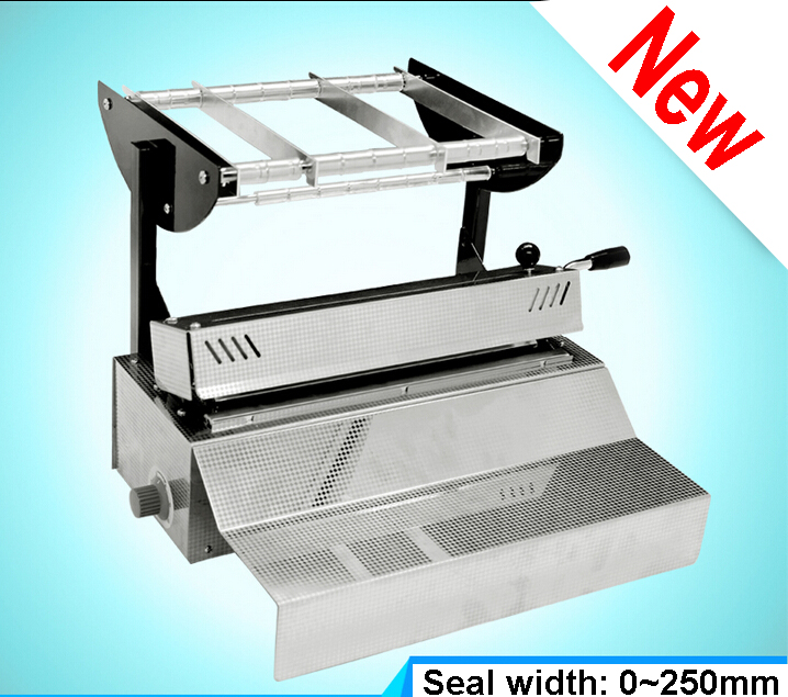Brand New Dental Sealing Sealer Machine Seal Width: 0~250mm Disinfecting bag / sterilizing bag sealing machine 2016 dental lab handpiece heat sealing machine sealer best 006