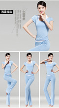 Three-piece sets Women's Yoga sets The gym clothes for Ladies