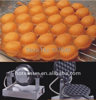 4 Units 220v Stainless Steel Electric Eggettes Egg Waffle Maker