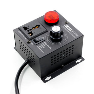 Image 2 - Электрический регулятор напряжения, 220 В, 4000 Вт