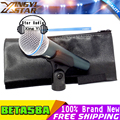 Quality Supercardioid Vocal Wired Microphone Beta58A Dynamic Handheld Mic Mike For Beta 58A Karaoke Stage Singer Computer PC KTV