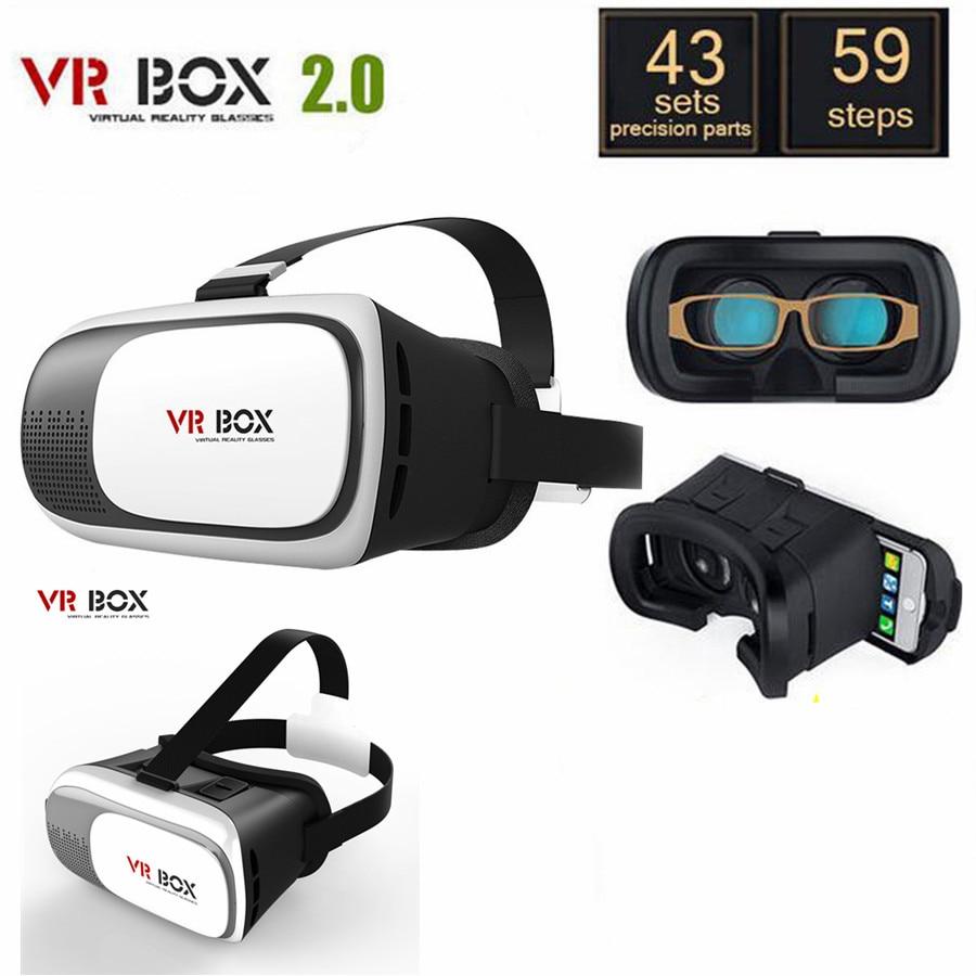 font b VR b font Box 2 0 3D Virtual Reality font b Glasses b
