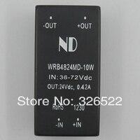 DC DC Converters 48 V step naar 24 V 10 W dc-dc power modules Isolatie 1500Vdc