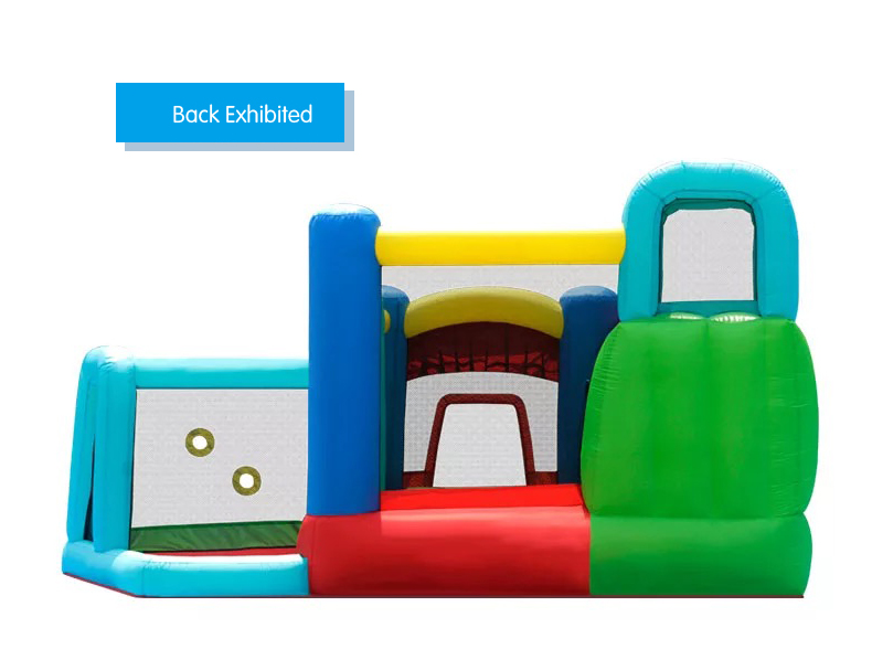 HTB1BoK1PFXXXXbSaXXXq6xXFXXX8 - Mr. Fun Animal World Cup Inflatable Trampoline Bounce House with Kids Slide Playhouse with Blower