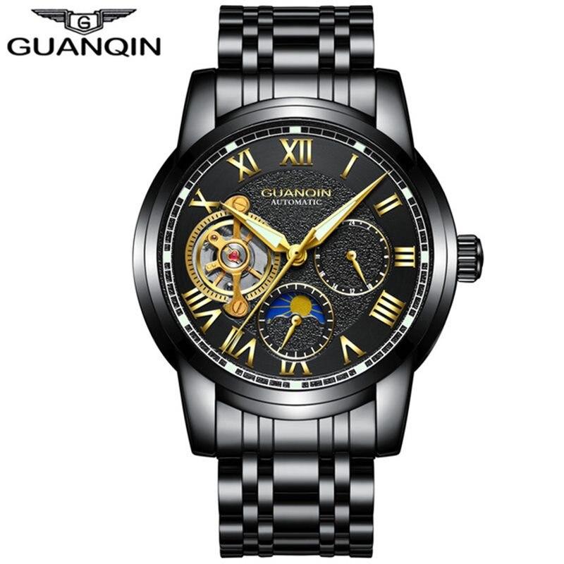 Rose Gold Wrist Watch Men Top Brand Luxury Famous 2016 Male Clock Quartz Watch Golden business Quartz-watch Relogio Masculino lo ultimo en reloj tourbillon