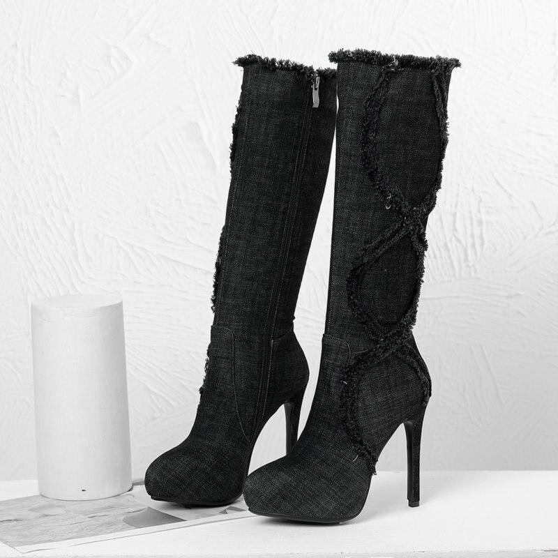 nuevas imágenes de venta al por mayor gran colección botas