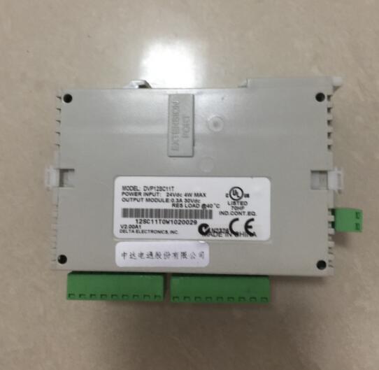 все цены на Delta PLC Programmable logic controller dvp12sc11t 12 host 8 4 transistor used онлайн