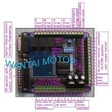 Отличный фрезерный станок с ЧПУ MACH-CNC интерфейсная плата для PC MACH3 KCAM4