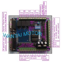 Great CNC Router MACH CNC Interface Board For PC MACH3 KCAM4
