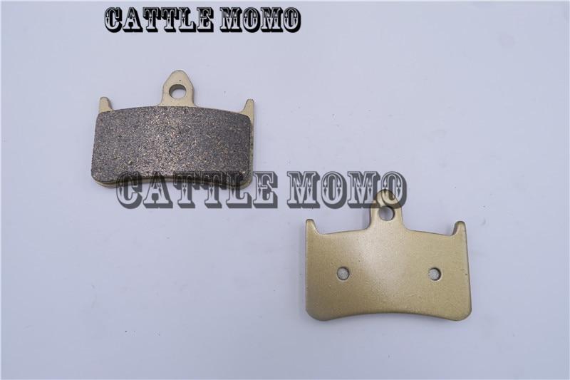 HONDA X4 CB 1300 DCV / DCW / DCX / DCY (SC38) 97-00 алдыңғы - Мотоцикл аксессуарлары мен бөлшектер - фото 1