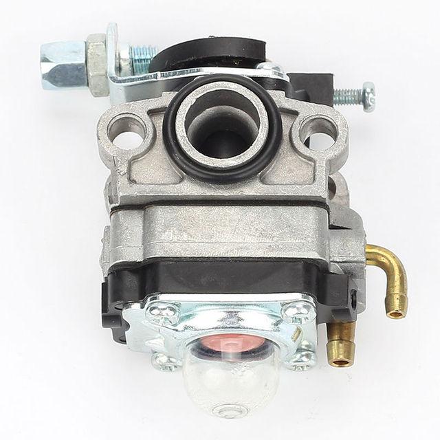 Carburetor For Mantis Tiller Honda 4 Cycle Engine Gx31 Gx22 Fg100 Umk431 Carb Trimmer Cutter