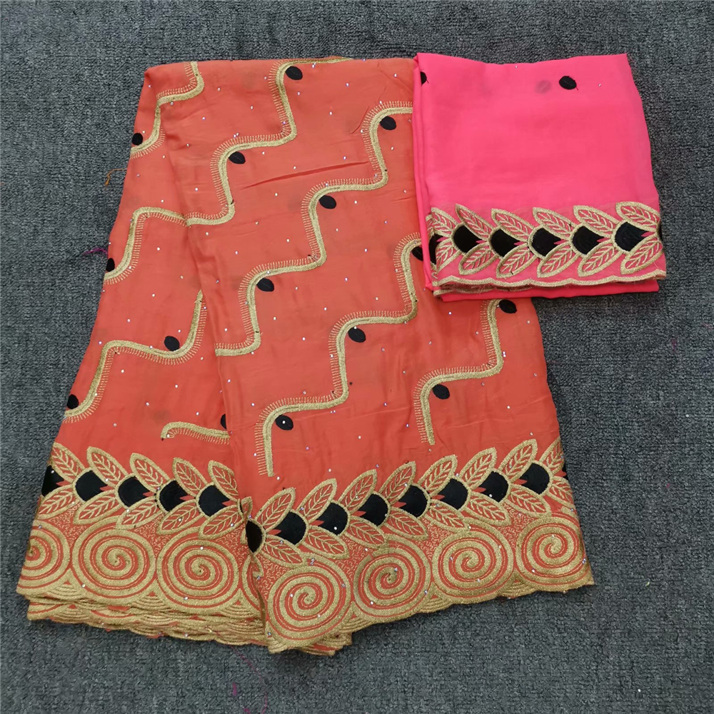 plain peach genuine Swiss Voile lace African lace fabric in Switzerland Excellent you will like it 5 yards hot saleplain peach genuine Swiss Voile lace African lace fabric in Switzerland Excellent you will like it 5 yards hot sale