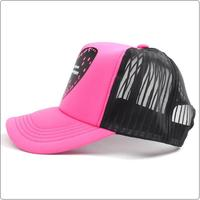 2017 New Fashion Summer Lovers Hat Baseball Cap Visor Mesh Cap