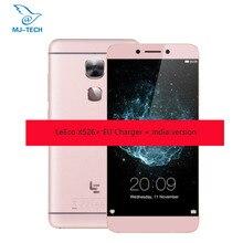 AB sürümü LeEco LeTV Le X526 3 GB RAM 64 GB ROM Snapdragon 652 1.8 GHz Octa Çekirdek 5.5 Inç android 6.0 4G LTE akıllı telefon