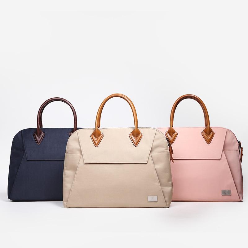 все цены на 2017 Unisex Laptop Bag Laptop Briefcase 13.3 14 inch 15.6 Notebook Bag For Macbook Air 11 13 Pro 13 15 Bolsa Mochila Feminina онлайн