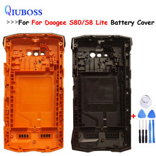 For DOOGEE S80 Battery Cover Replacement 100% Original New Back Case Mobile