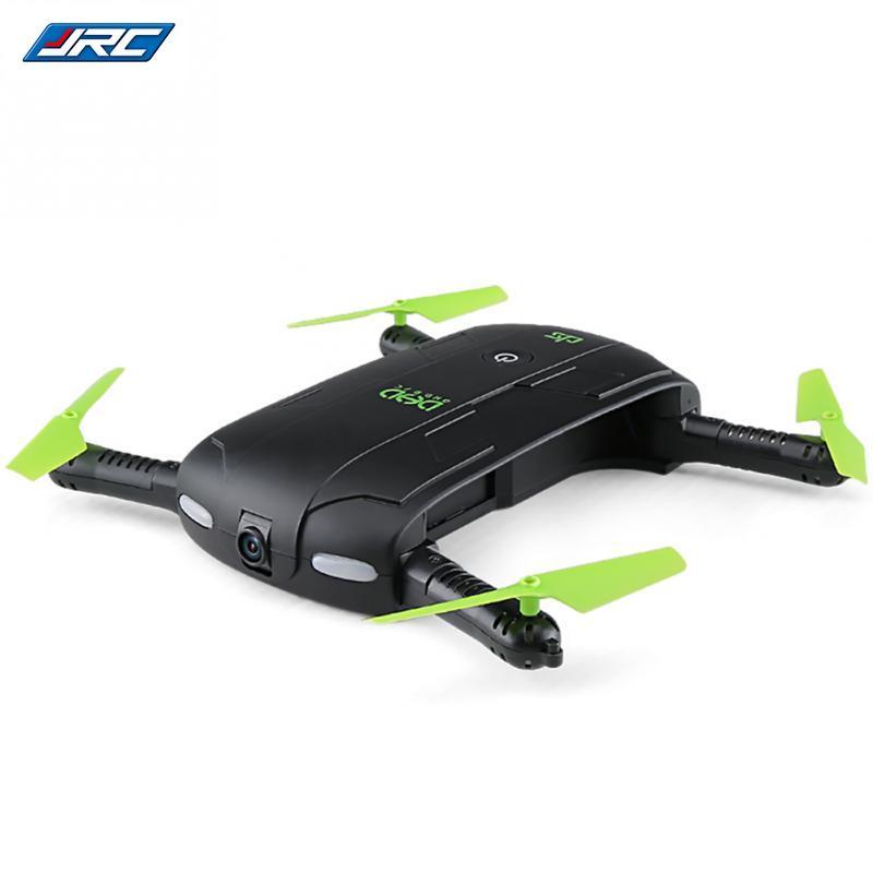 купить New DHD-D5 Mini Wifi FPV Drone Foldable Pocket RC Quadcopter APP Control 0.3MP HD Camera 360 Rolling 2.4G 6Axis RC Quadcopter недорого