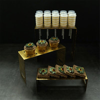 Scandinavia Nordic Metal Storage Tray Vintage Chic Ins Brass Fruit Cake Dessert Plate Retro Gold Jewelry Display Tray Home Decor