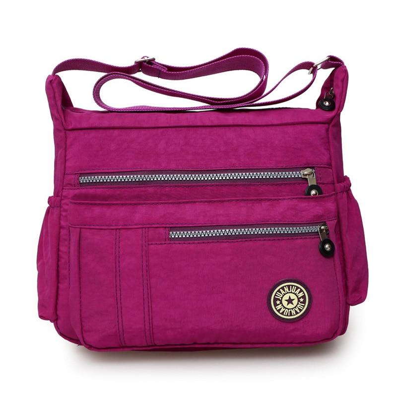 Yeni 2017 qadın moda çiyin çantası Yuyulmuş parça çarpayı - Çantalar - Fotoqrafiya 2