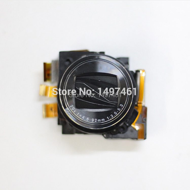 Black Optical Zoom lens Without CCD For Fujifilm F750EXR F770EXR F775EXR F800EXR F850EXR F900ER F770 F775