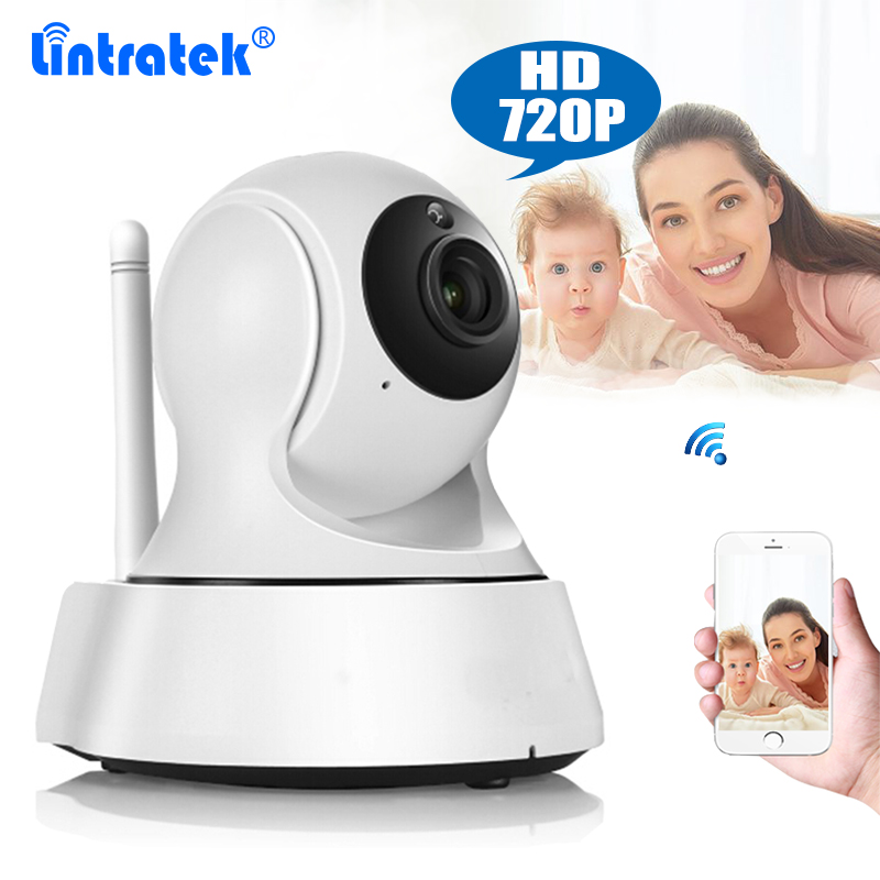 1MP Wireless CCTV Surveillance HD 720P Security Wifi IP Camera Baby Monitor Pan/Tilt Remote Control with Night Vision Monitoring