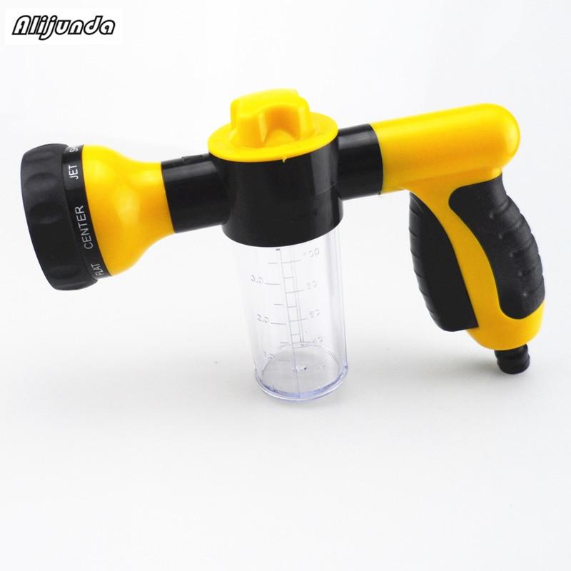 profissional multi funcao carro espuma arma de agua de lavagem arma de espuma de neve para