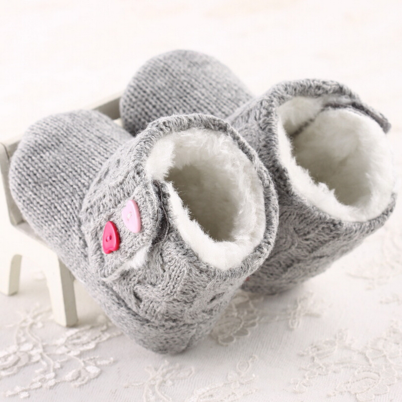 Infant-Baby-Girls-Cotton-Knit-Soft-Winter-Warm-Snow-Boots-Heart-Button-Crib-Shoes-0-18-Months-4
