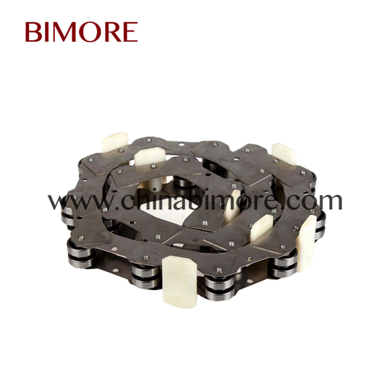 Fujitec Escalator Spare Parts Rotary Chain 19 Joints escalators reverse links chains spare parts 19 joints for o t i s