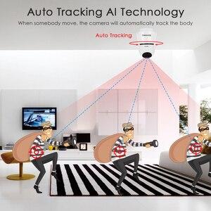 Image 2 - Cámara inalámbrica WIFI de 1080P, intercomunicador bidireccional de seguridad infrarroja para el hogar, cámara IP HD, Monitor de bebé, cámara de vigilancia de seguimiento automático