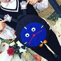 ARTMOMO 2016 Limited Mini Clock Backpacks Student School Bag Cartoon Rucksack Travel Pack Male Female Schoolbag