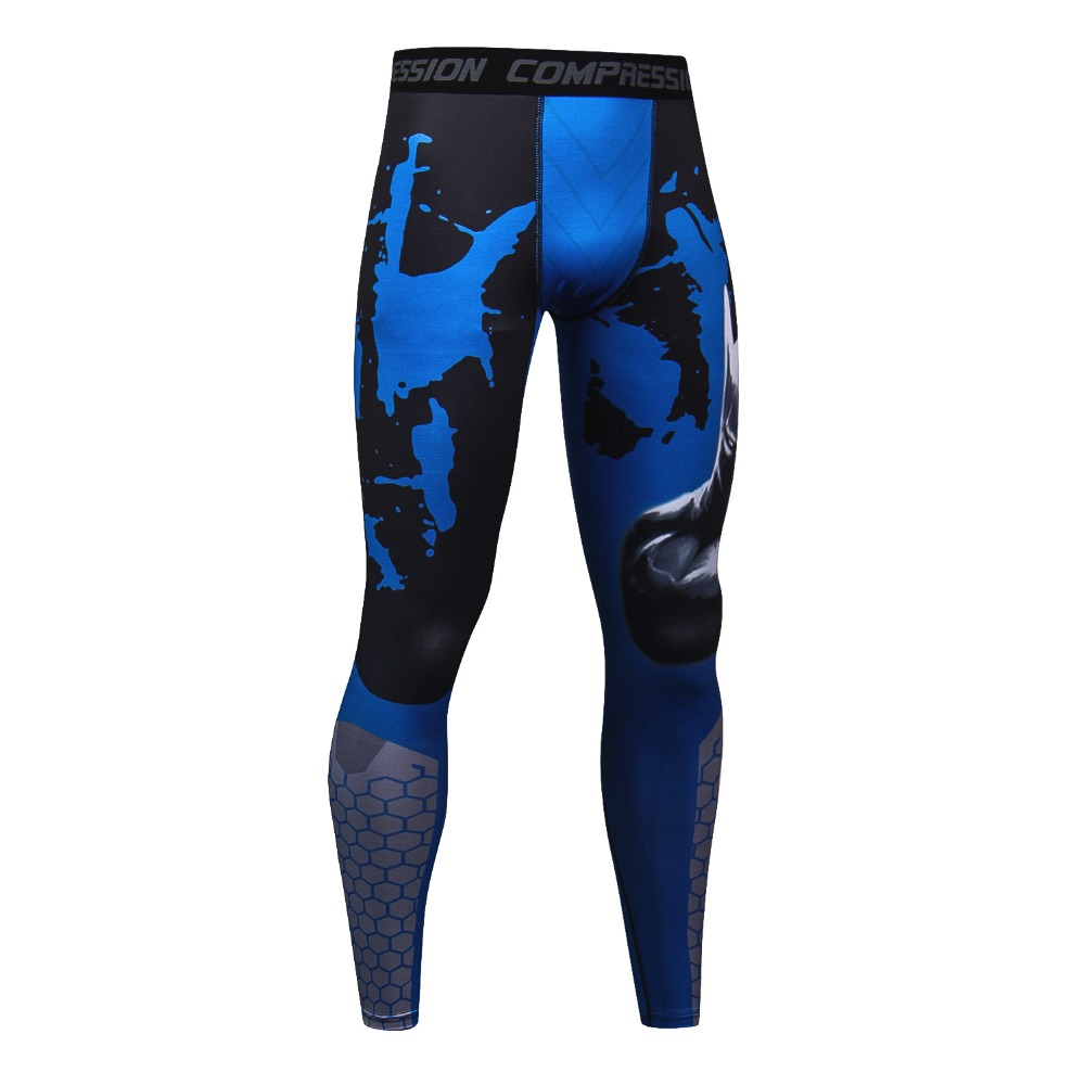 New Compression Pants Men Camouflage Men's Casual Sweatpants Quickly Dry Brand Pants For Men Trousers Skinny Joggers Leggings