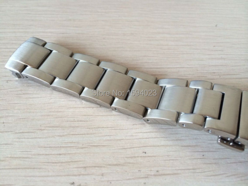 20mm (Toka 20mm) T044430A Watch Band T-SPOR serisi PRS516 Paslanmaz Çelik band T044417