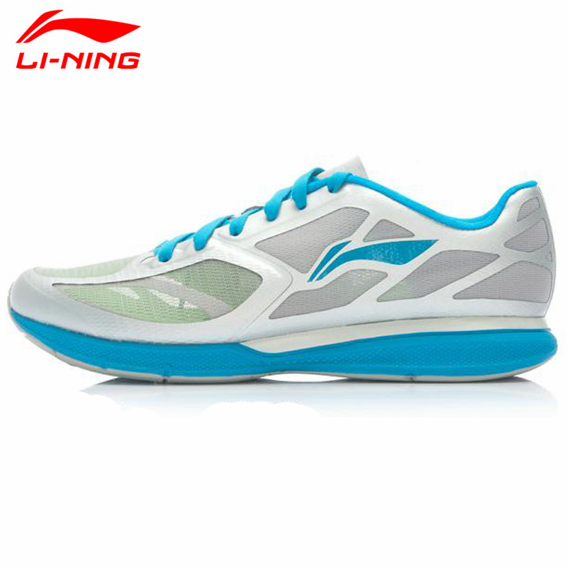 ФОТО Li-Ning Big Size(39-50) Running Shoes Mens Super Light Weight Outdoor Breathable Lining Cushioning Sneakers Li Ning Man Gym Shoe