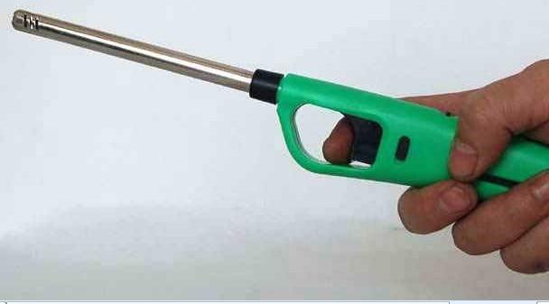 Outdoor portable igniter handheld ignition gun lengthen