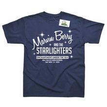 цена Marvin Berry And The Starlighters Inspired by Back To The Future T-Shirt Top Tee 100% Cotton Humor Men Crewneck Tee Shirts в интернет-магазинах